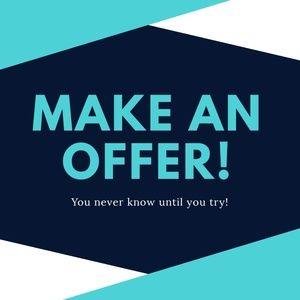 Make an offer!